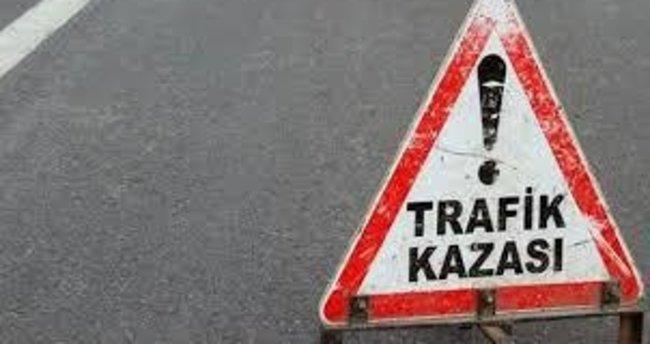 İzmir'deki trafik kazası