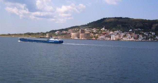 Çanakkale Boğazı'nda gemi kazası!