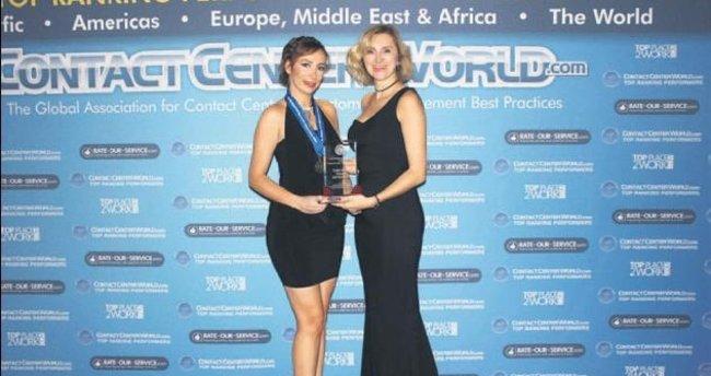 Turkcell Global Bilgi 'Kankalar'la birinci