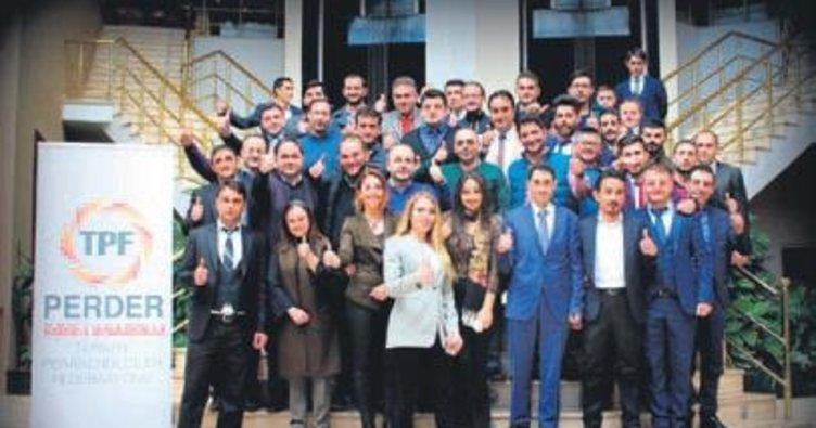 TPF sektör eğitimleri için Türkiye'yi dolaştı