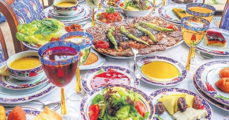 Anadolu lezzetlerini iftar sofranıza taşıyın