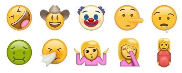 Yeni emojiler geldi