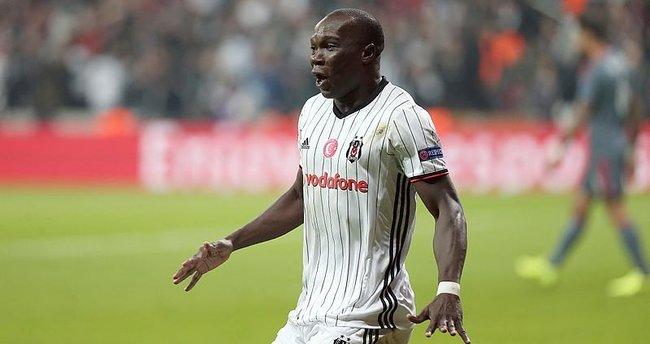 Beşiktaş'ta Aboubakar kırmızı kart gördü!