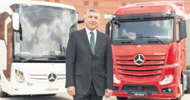 Mercedes'e ilk Türk direktör