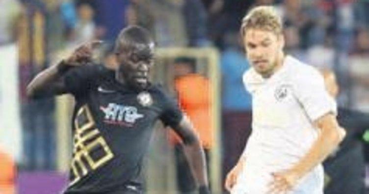 Osmanlıspor Yunan Levadiakos'u yendi