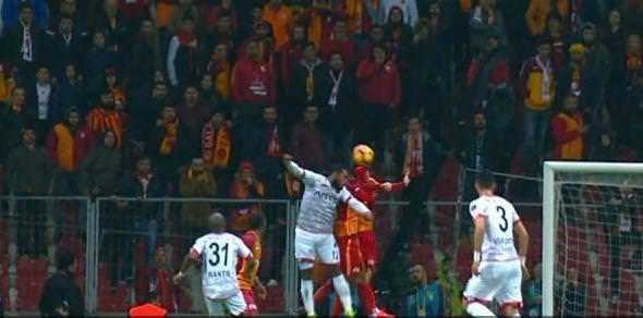 Tolga'nın penaltısı sosyal medyayı salladı