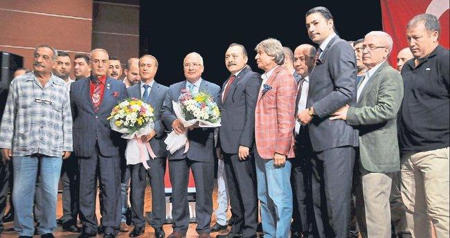 Mersin İdmanyurdu'nun yeni başkanı Ali Tekin