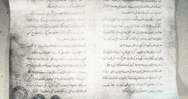 Osmanlıca tıp yemini