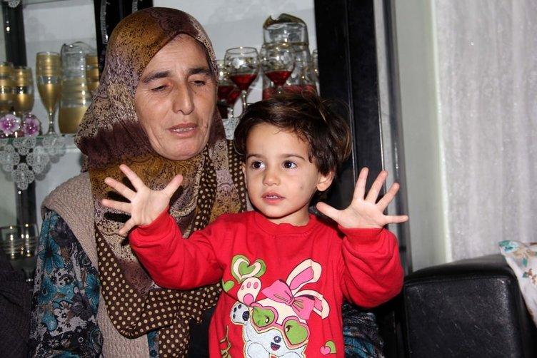 Küçük Kübra'yı kaçıran kadın yakalandı!