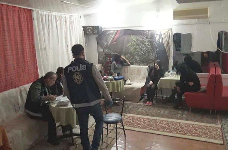 Aydın'da fuhuş operasyonu: 2 kişide HIV virüsü tespit edildi