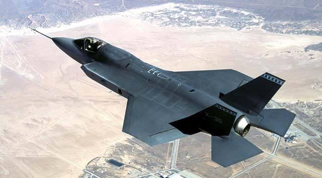 Türk F-35'in montajına başlandı