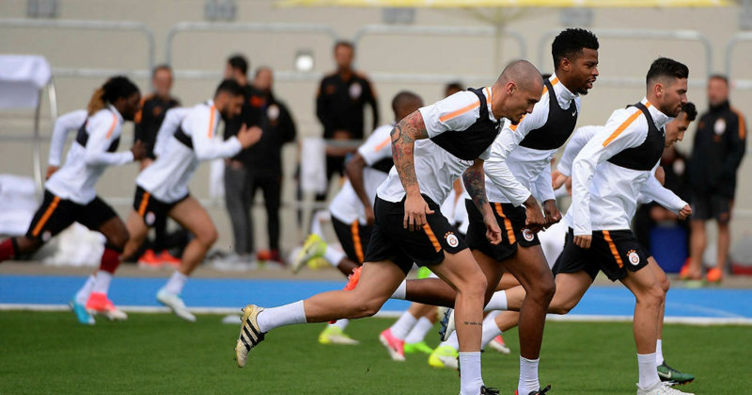 Galatasaray'da Avrupa macerası başlıyor