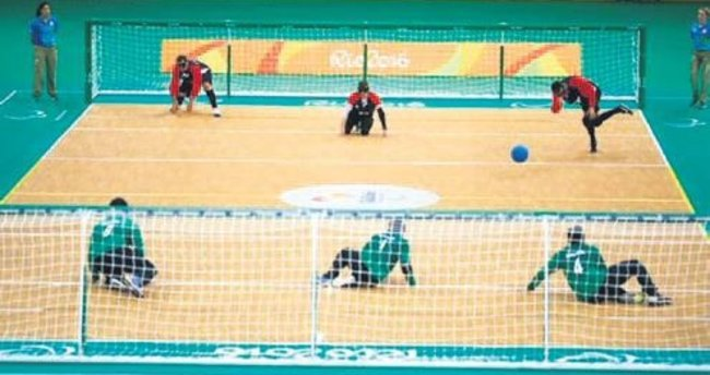 Rio'da yarı final