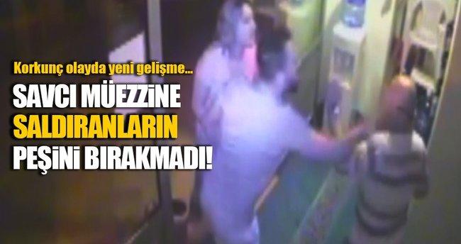 Sela okuyan müezzine saldıran iki kişiden biri tutuklandı