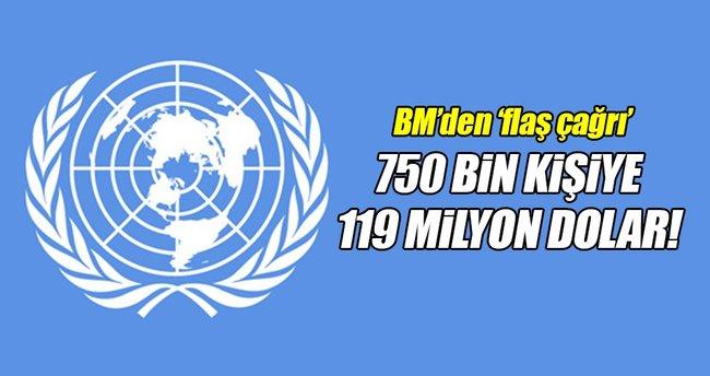 BM'den Haiti için 119 milyon dolarlık yardım çağrısı!