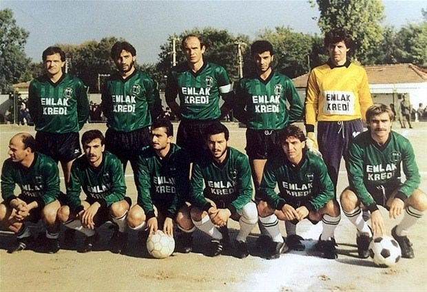 Türk futbolunda devri alem