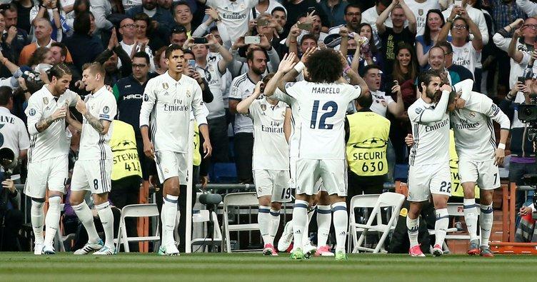 Ronaldo varsa sıkıntı yok: 3-0