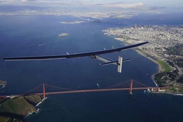 Güneş enerjisiyle Atlas Okyanusunu aştı