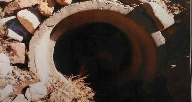 Tunceli'de yola tuzaklanan 350 kilogram patlayıcı imha edildi