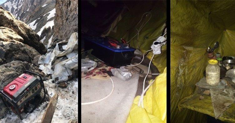 Hakkari'de hava harekatı: 5 terörist etkisiz hale getirildi