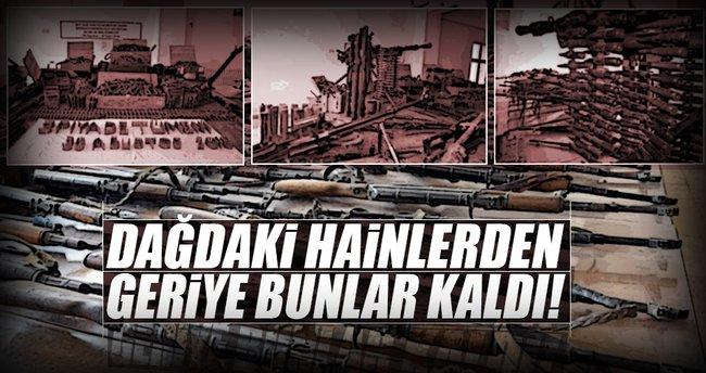 İşte PKK'dan geriye kalanlar