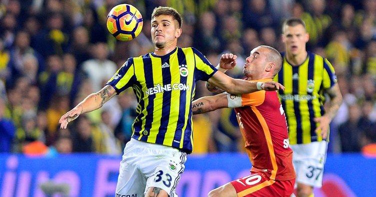 Galatasaray ve Fenerbahçe için yılın maçı