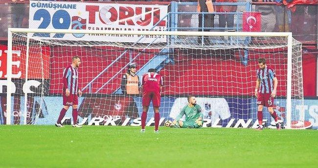 Trabzon kaçtı Kweuke yakaladı