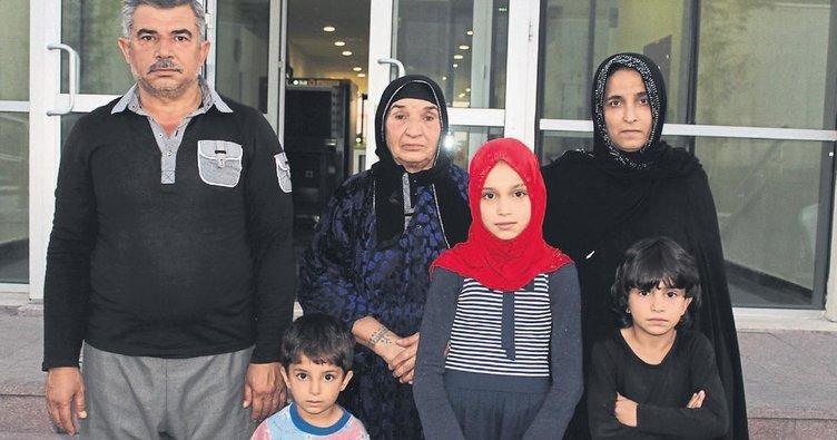 48 saat yürüyerek DEAŞ'tan kaçtılar