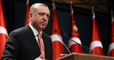 Erdoğan o dava için talepte bulundu