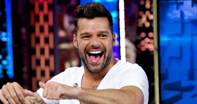 Ricky Martin: Türkiye benim için çok önemli