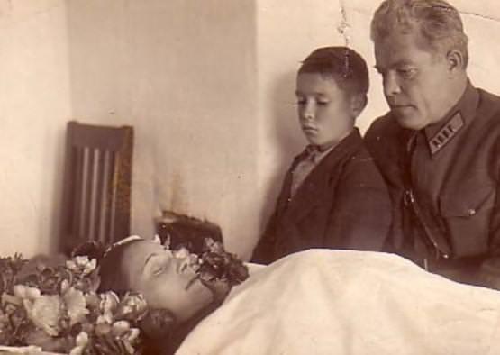 Ölümden sonra son kareler
