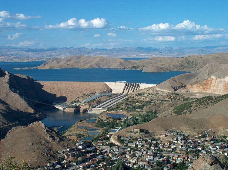 3 büyük barajın enerji üretimi arttı