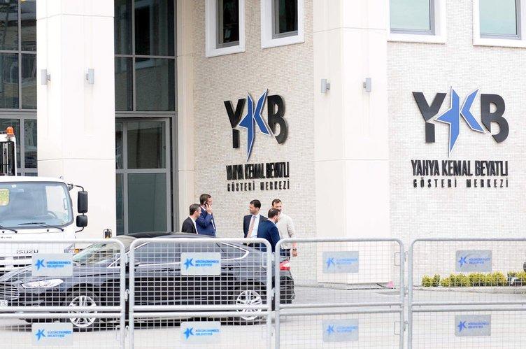 Sümeyye Erdoğan - Selçuk Bayraktar çifti için hazırlıklar devam ediyor
