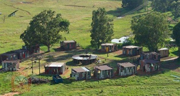Zenginlerin fakir olduğu tatil köyü