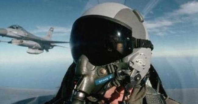 FETÖ mağduru pilotlar yuvaya döndü