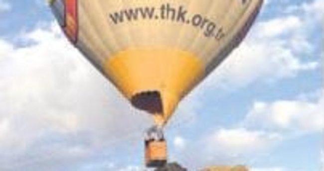 Balonla tarihe yolculuk