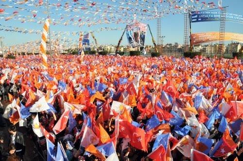 İşte AK Parti'nin 100 günde gerçekleştireceği icraatlar