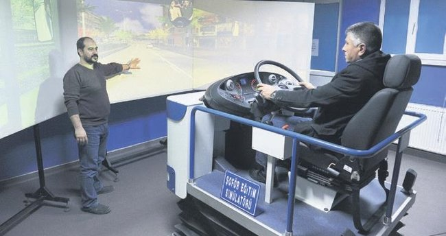 Özel Toplu Taşıma araç şoförlerine eğitim