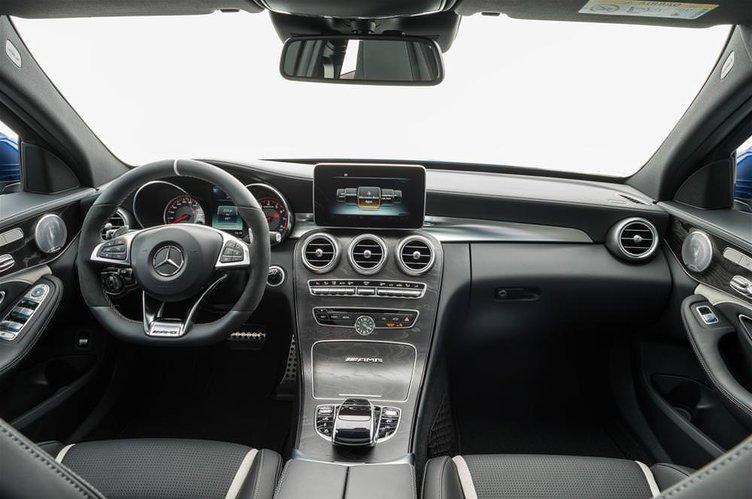 Mercedes AMG C63 Wagon