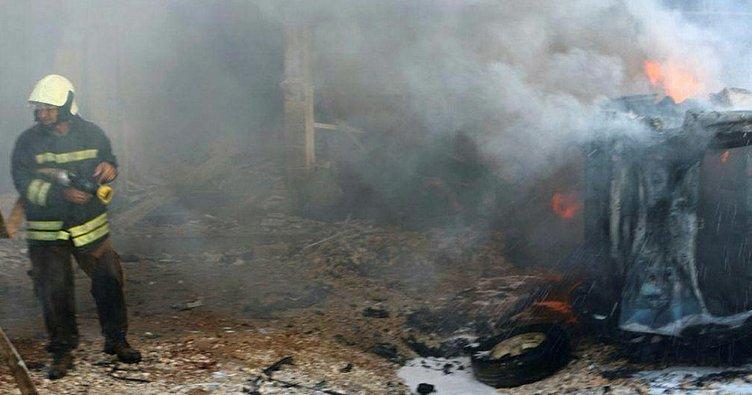 İdlib'de Kur'an kursuna saldırı: 7 ölü