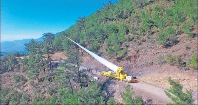 Tek seferde yapılan en büyük rüzgâr enerjisi yatırımı