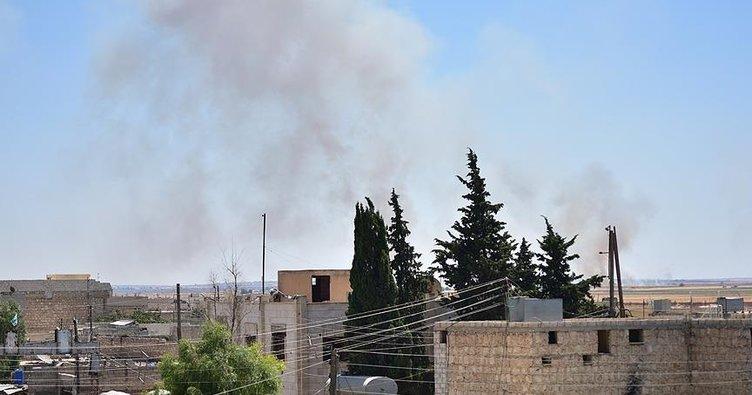 PKK/PYD Mare'de sivilleri vurdu: 5 yaralı
