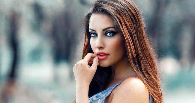 Dünyaca ünlü model Bodrum'a hayran kaldı