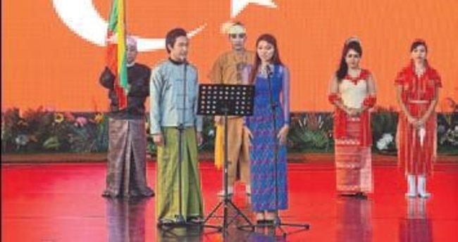 Myanmar Milli Günü kutlandı