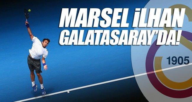 Galatasaray Marsel İlhan'ı transfer etti
