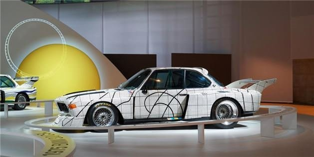 Sanat eseri gibi otomobiller