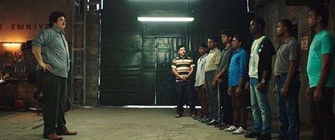 Şahan Gökbakar'ın yeni filminden ilk kareler