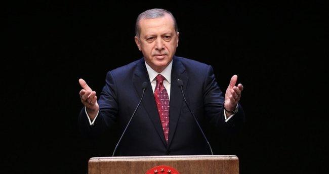 Erdoğan'dan vekillere 29 Ekim daveti