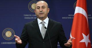 Dışişleri Bakanı Mevlüt Çavuşoğlu'ndan diplomasi trafiği!