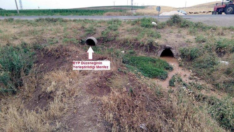 Diyarbakır'da hain tuzak son anda farkedildi!